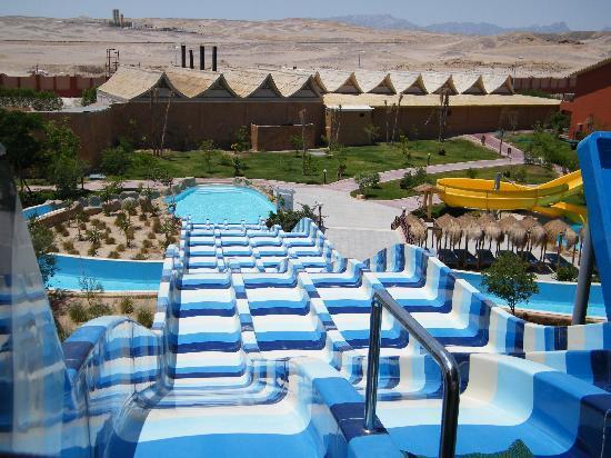 Аквапарк отеля