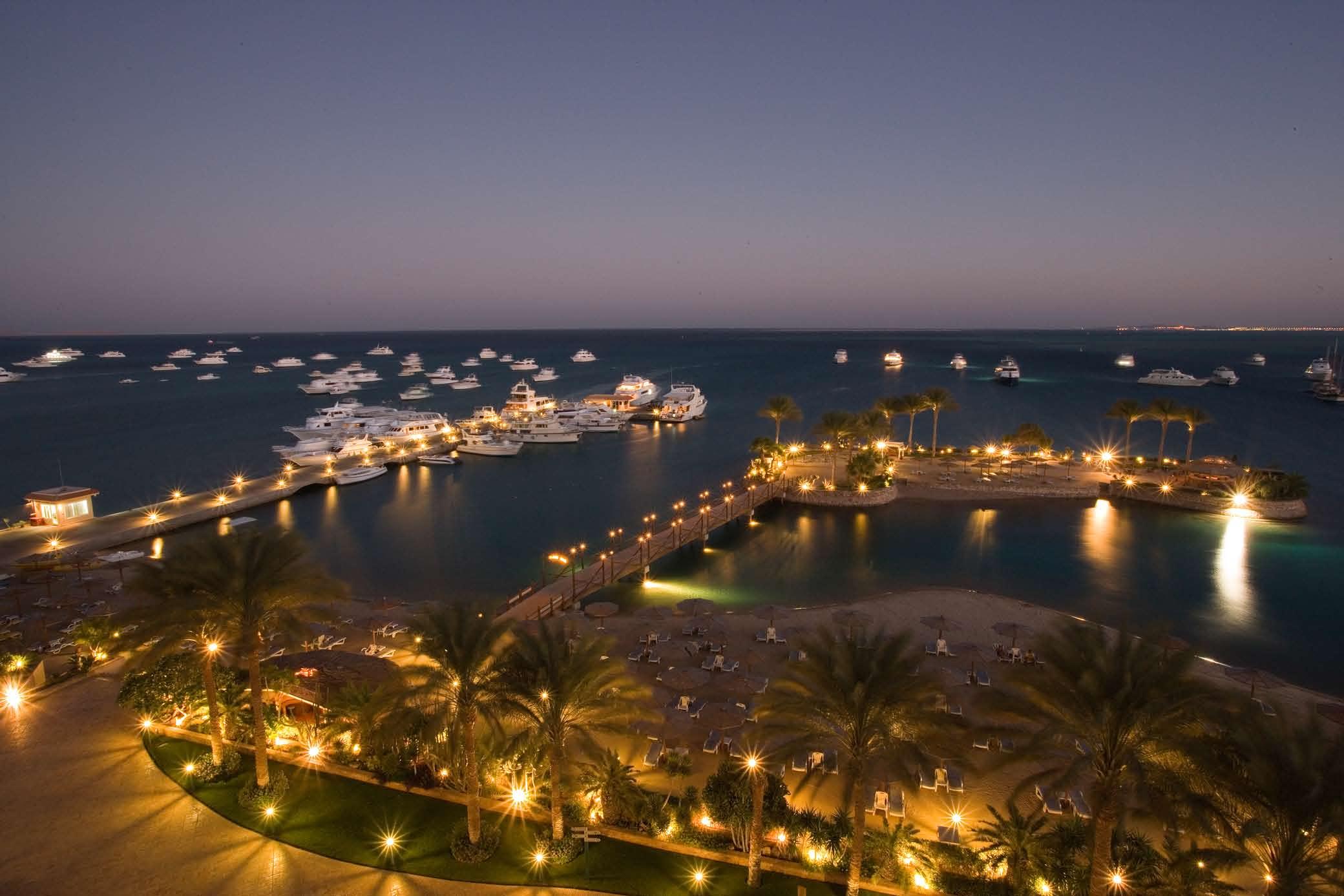 Вечерний Египет