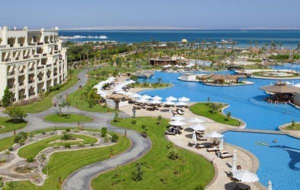 Египетские курорты. Хургада, ноябрь