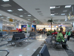 Египет. В аэропорту Хургады