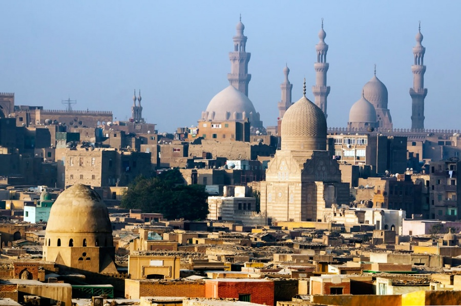Каир, Египет