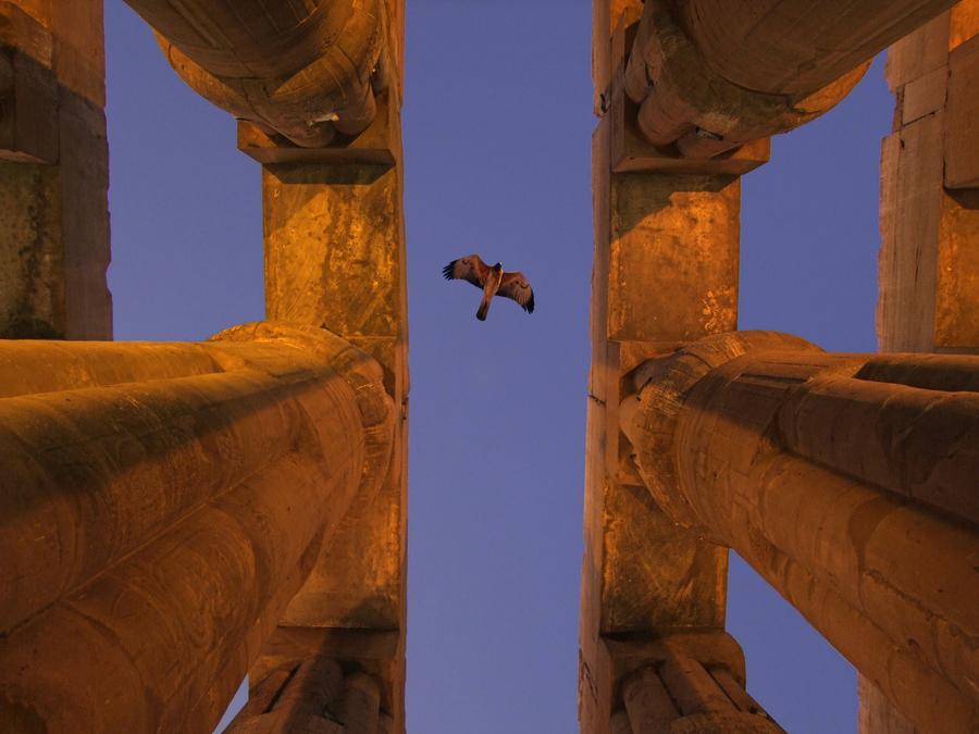 Луксор. Музей Египта под открытым небом