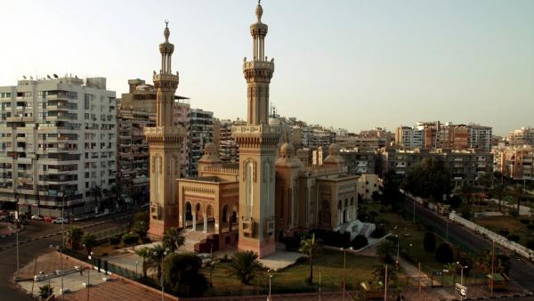 Мечеть, Порт-Саид