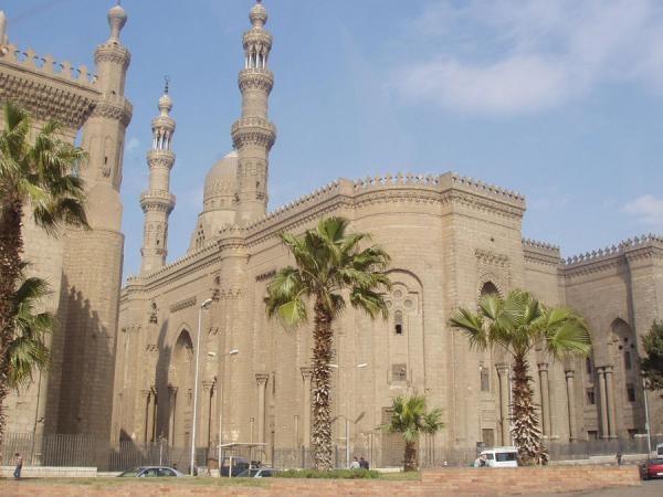 Мечеть Рифаи