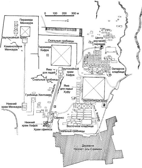 Некрополь Гизы