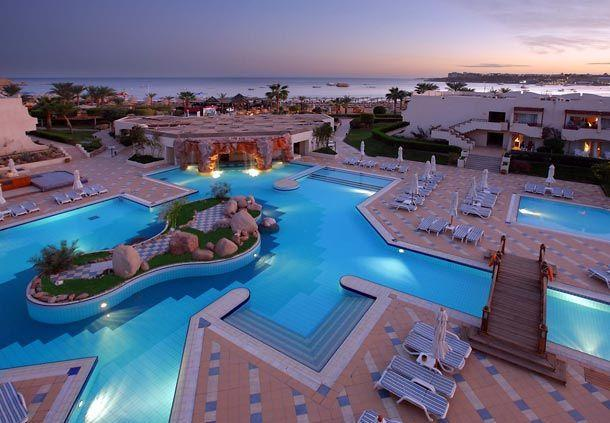 Отель Sharm El Sheikh Marriott Resort