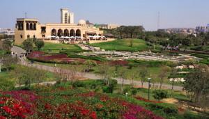 Парк Аль-Азхар в Каире