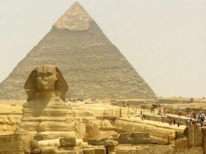 Пирамида Хеопса Египет
