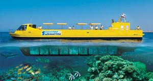 Подводная экскурсия в акваскопе