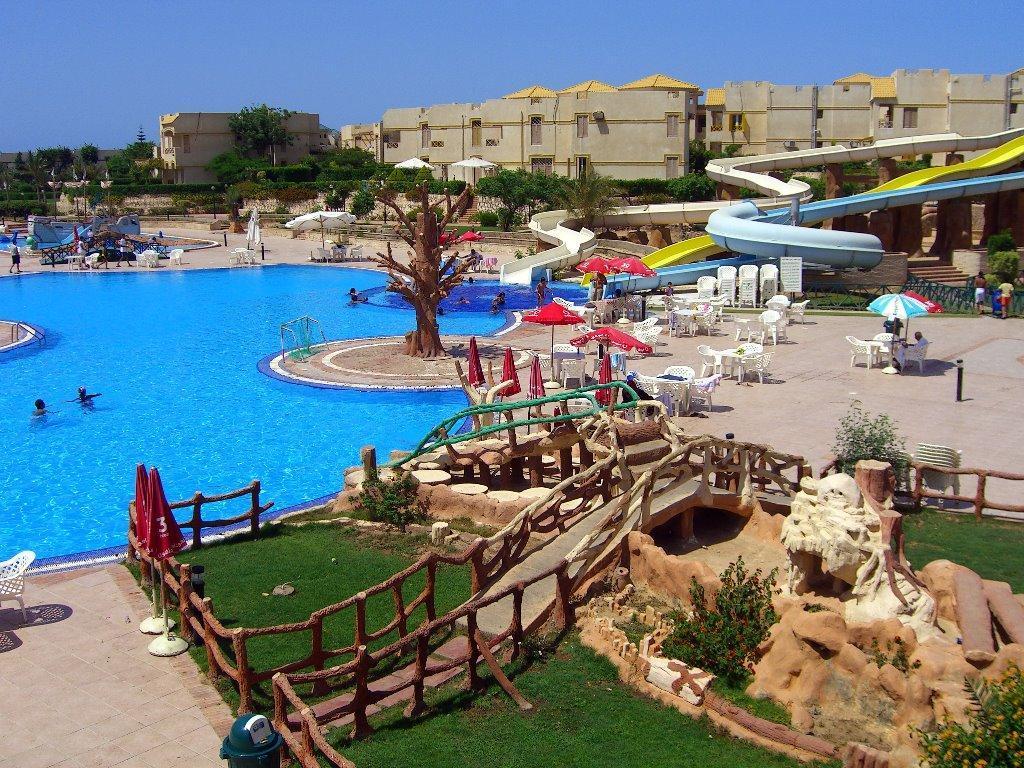 Развлекательный комплекс в Александрии