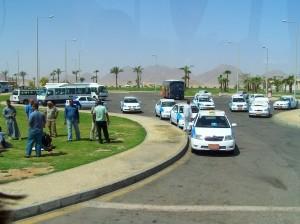 Такси Шарм-эль-Шейха