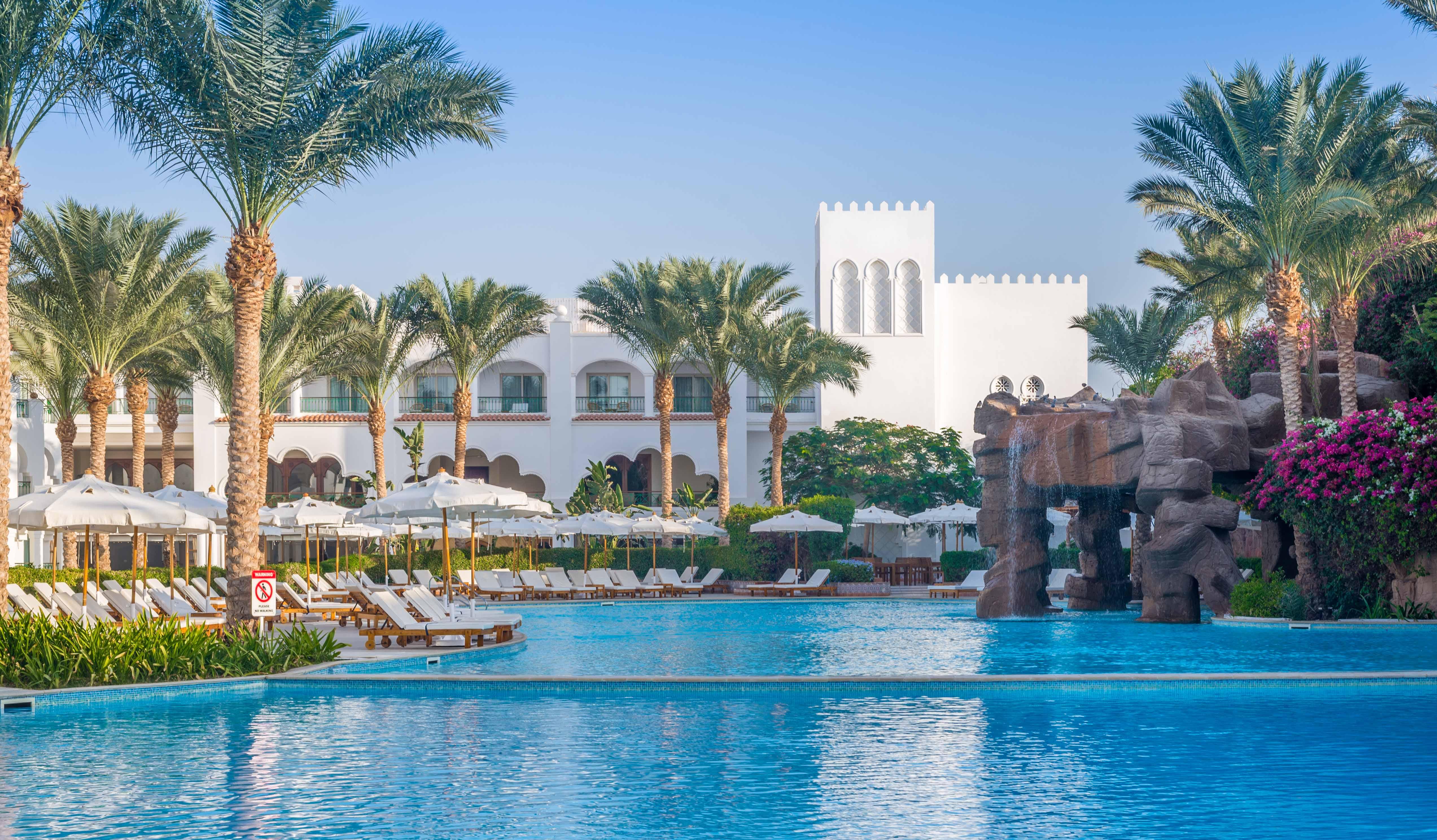 Сокровище Красного моря – город Шарм-эль-Шейх