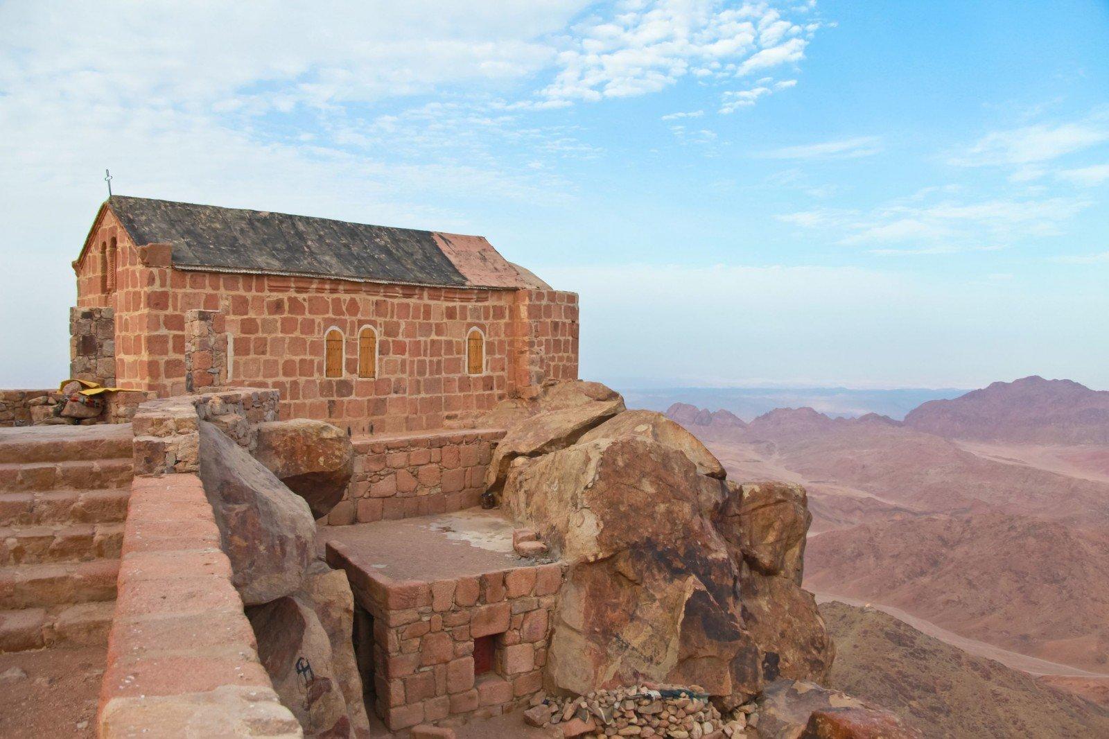 Гора Моисея (Синай)