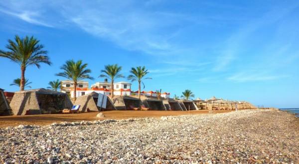 Пляжи Сафаги