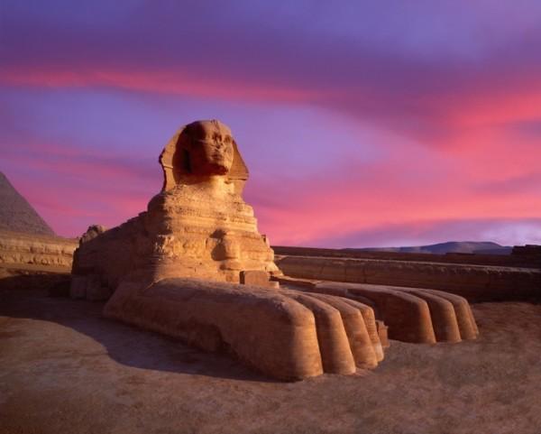 Сфинкс в Египте