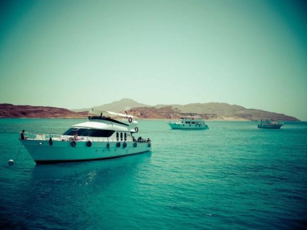 Морская прогулка из Дахаба