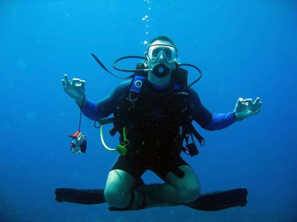 Assistant Instructor и Dive Master