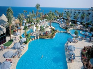 Hilton Sharm Waterfalls Resort