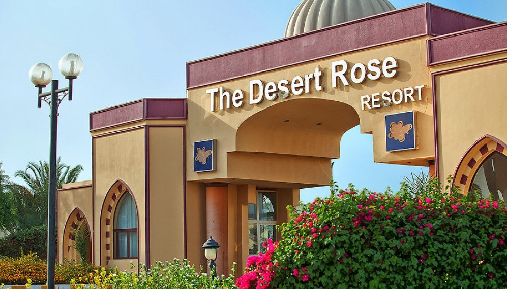 The Desert Rose Resort Hurghada