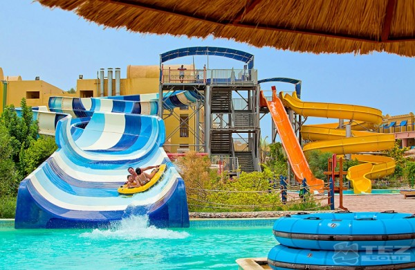 Titanic Beach Spa & Aqua Park 5★
