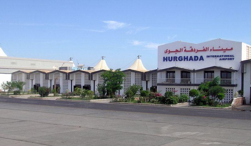 Аэропорт Хургада