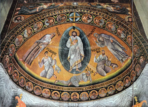 Гора Синай. Православный монастырь святой мученицы Екатерины