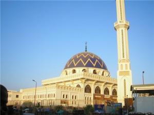 Город Порт Саид (Египет)