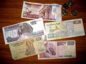 Деньги Египта