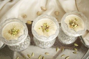 Египетское блюдо — молочный пудинг Махалабиджа (мухалабия)