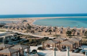 Египет, Сома Бей - пляж