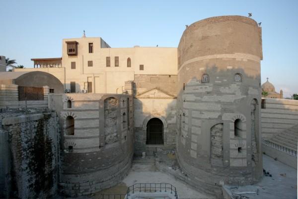 Крепость Вавилон Египетский