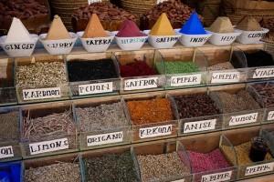 Кулинарные специи в Египте можно найти как на рынках, так и в отдельных магазинах