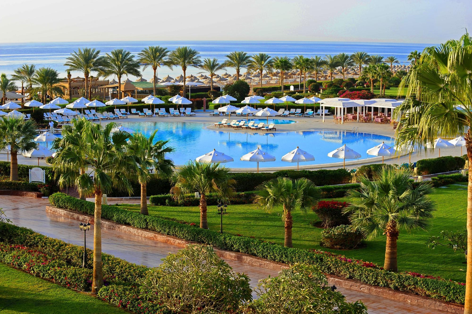 Лучшие отели для майского отдыха в Египте