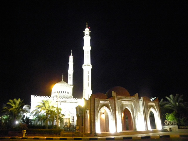 Мечеть Шарм-эль-Шейх