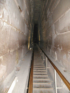 Пирамида Хеопса - усыпальница фараона