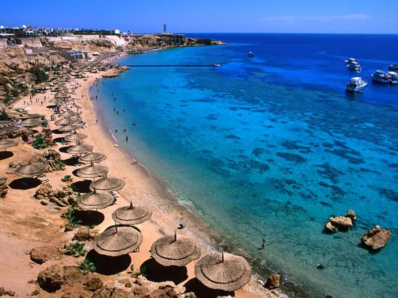 Пляжи Шарм-эль-Шейха