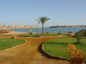 Погода в Египте в Апреле