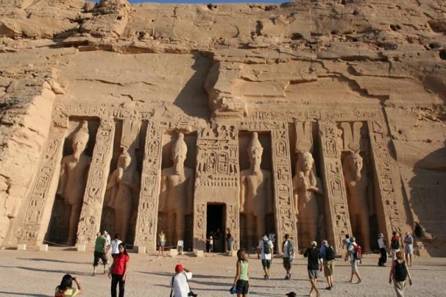 Погода в Египте в декабре