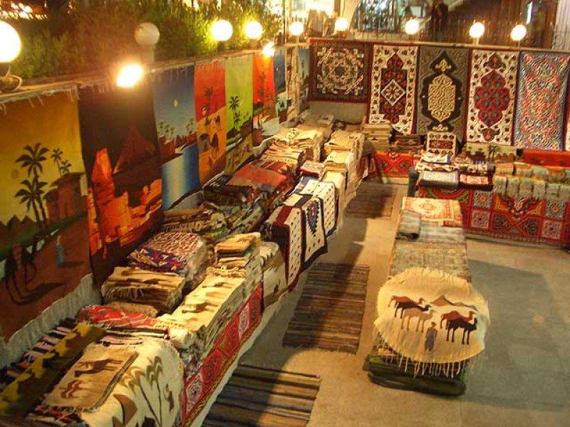 Покупки в Египте