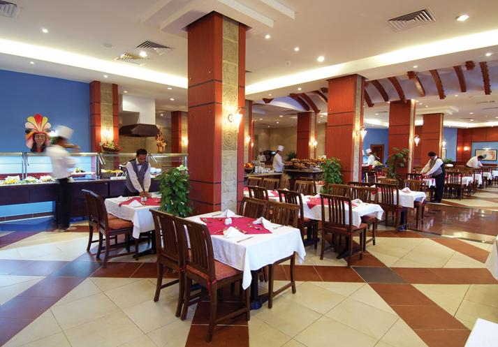 Отель Рехана Резорт 4 Шарм-эль-Шейх