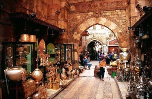 Рынок Хан-Эль-Халили