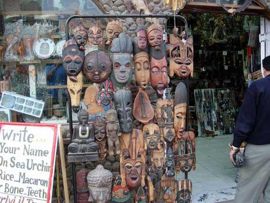 Сувениры из Дахаба