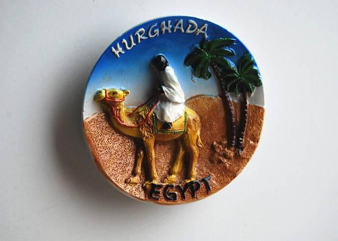 Сувениры из Хургады, Египет
