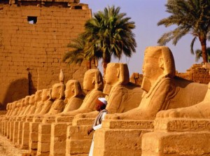 Сфинксы Египта