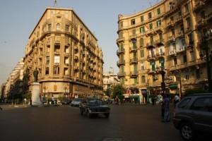 Улицы Каира