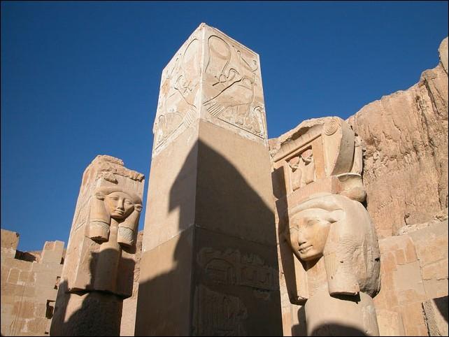 Хатшепсут вошла в историю восстановлением сельского хозяйства Египта