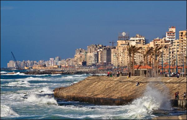 Египет Александрия