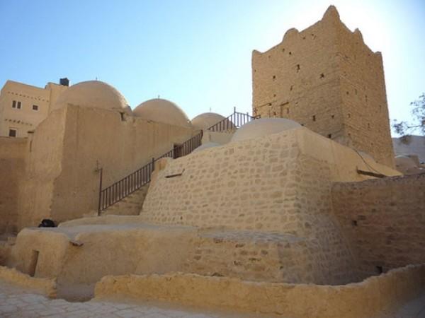 Сома Бей монастырь святых Павла и Антония