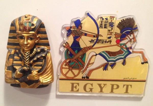 Магниты Египет