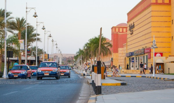 Египет, Хургада, район Эль Каусер